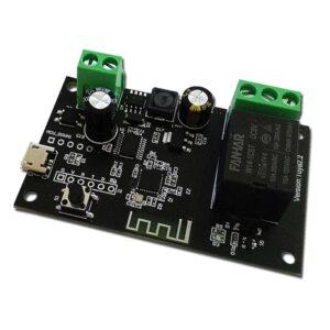 smart 1ch self locking inching relay wifi switch 10a tuya 1